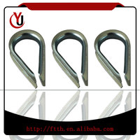 Heavy Duty Galvanized Cable Hardware