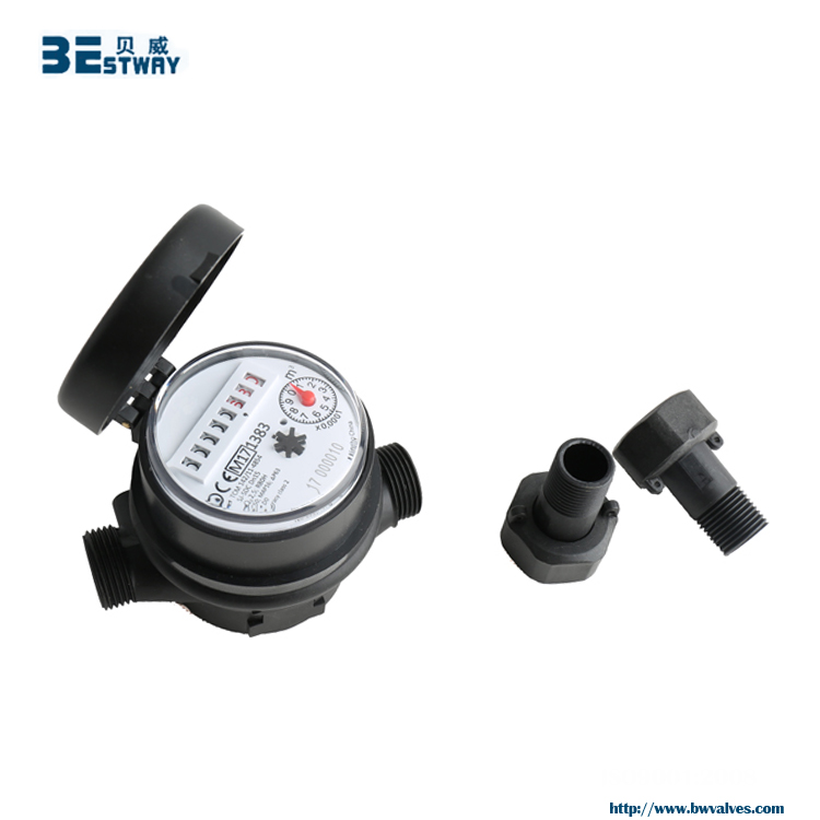 BWVA ISO certification international standard cheap water meter