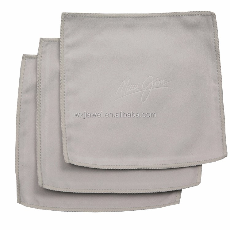 Easy carry microfibre sunglass cleaning cloth best quality