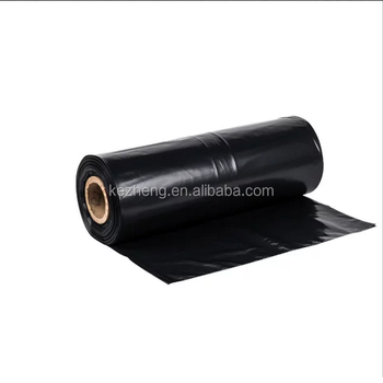 black pe film for covering