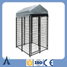 6'H of made in Baochuan galvanized Welded dog cage/Pet kennels