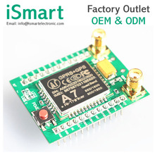 GPRS module GSM module A7\ GPS Positioning Function\ SMS \ Speech \ wireless data transmission adapter plate