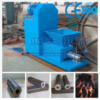 Latest technology long service life rice husk briquette machine