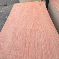 Top Quality Grade Red Hardwood Faced