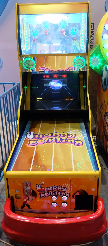 Hot sale Happy bowling game machine arcade games FOR HOT SALE