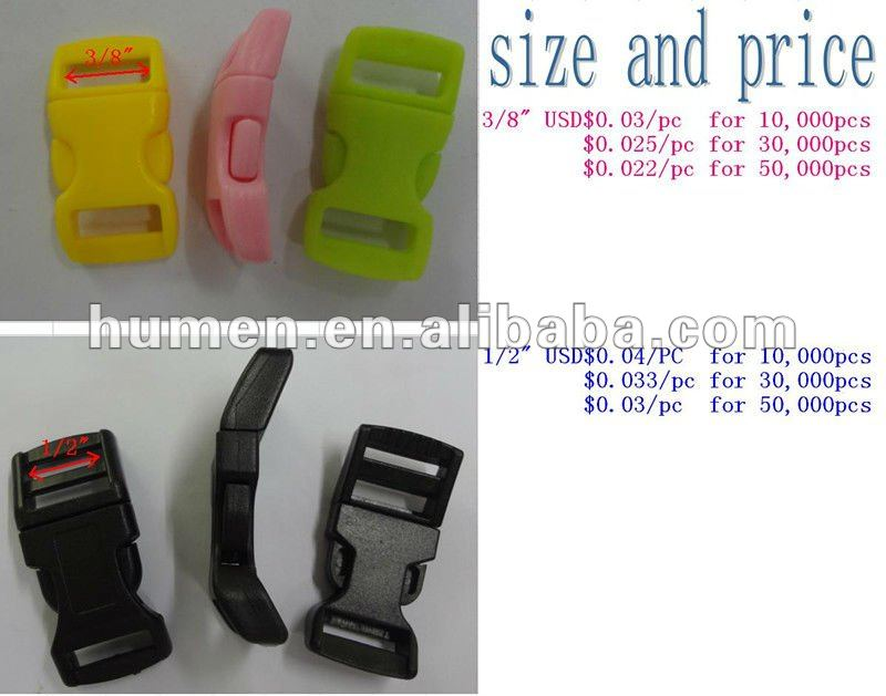 Fashion breakaway safety buckle