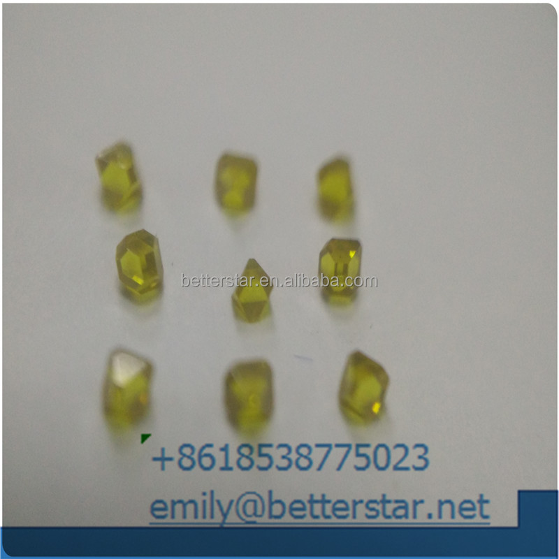 2mm HTHP/CVD rough synthetic diamonds model BS90