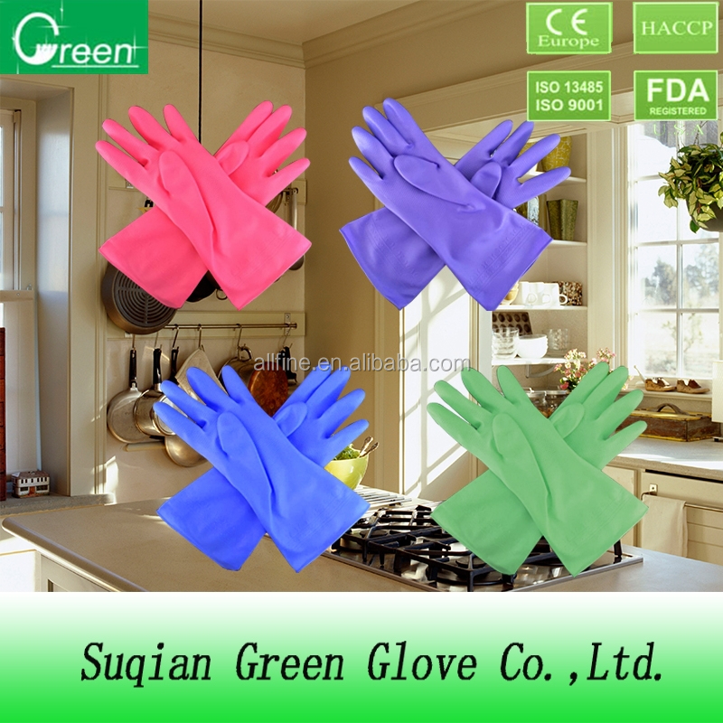 cheap vinyl kitchen glove/household gloves