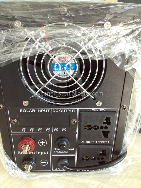 4500W grid tie solar power generator
