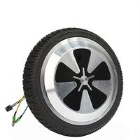 Balance scooter the unicycle car tire. New tire rubber