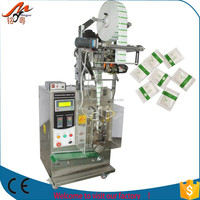 Automatic small bag soya milk powder filling packing machine