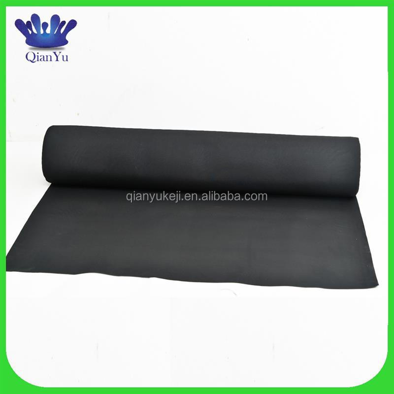 Professional epdm rubber roll waterproofing for roof deck