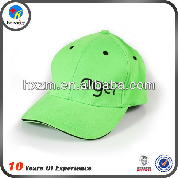 Simple military baseball cap hard hat