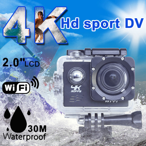 Hot Sale H9 WIFI 4K Ultra HD WiFi Action Camera High Quality UHD Sports Camera Waterproof