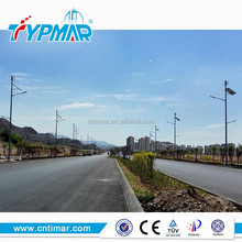 3 Aluminum Alloy Blades Number 3 Phase AC Wind Turbine Blades For Sale