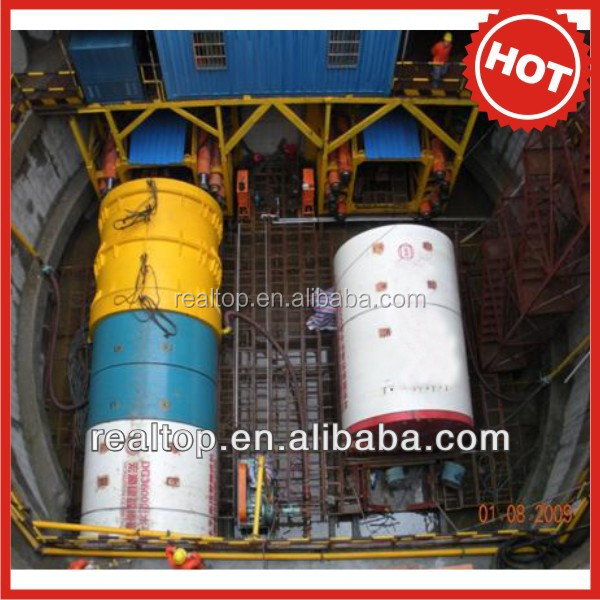 Tunnel Boring Machine/ convertional pipe jacking China Suppliers/Gripper TBM