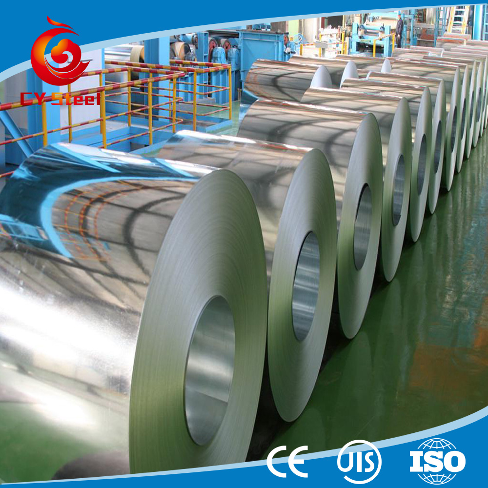 Cold Rolled Hot Dip Density of Galvanized Steel Sheet