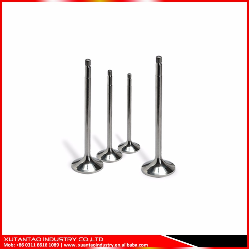 HOT SELL RENAULT CLIO 1.4 1.6L 7701471378 7701473354 Intake & Exhaust Engine Valve