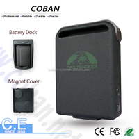 Coban personal mini gps tracker/gps tracking pets/cars/kids, tk102 magnetic gps tracker