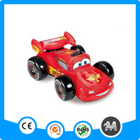 Alibaba wholesale kids playing ride-on inflatable car toy
