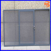 stainless steel removable window screen