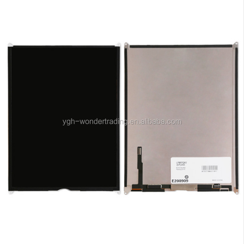 Original new display for ipad air lcd with touch,digitizer replacement for ipad air lcd assembly