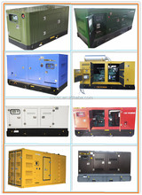 2015 Trade Assurance 100kw low rpm generator