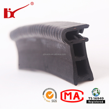 customized anti-aging rubber auto door seals strips