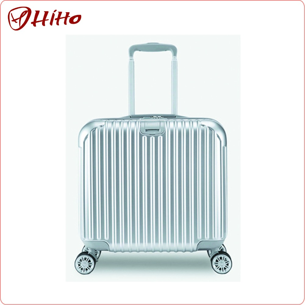 Wholesale ABS+PC Travel Trolley Wheeled Luggage