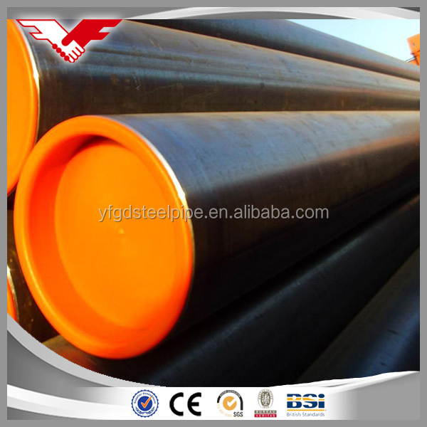 C.S Seamless pipeline ASTM A333 Gr.6 low temperature standard with best price