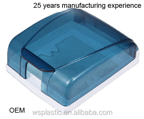 rubber injection mold part