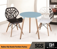 modern wooden legs cheap kids plastic tables and chairs