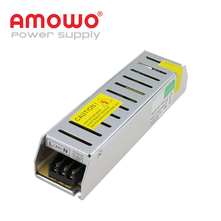 Hot Sale Linear Modular 12V 5a Server Power Supply, Mini Shenzhen Top Brand 24V 12V Slim LED Driver