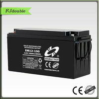 ABS BATTERY CASE 12V 150AH dry batteries for ups