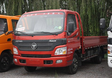 FOTON 4X2 LIGHT TRUCK 2-6TON LIGHT LORRY TRUCK HOT SALE IN AFRICA