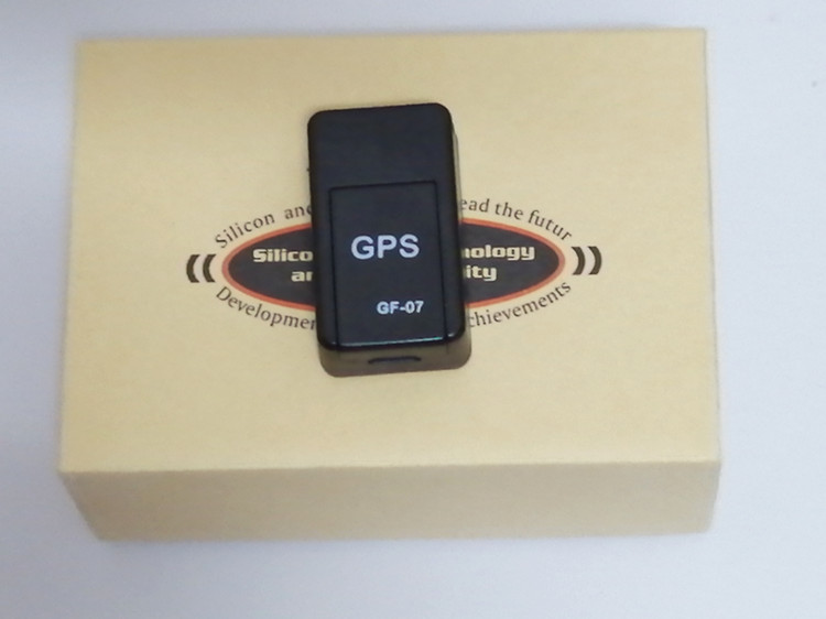 GPS Tracker Mini GF-07 Global Real Time GSM/GPRS/GPS Tracking Device