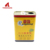 Best price good quality glue can with brush airtight adhesive container tin can