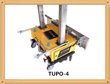 new building and construction equipment wall cement plastering machine (tupo-4)