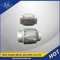 High pressure yang bo corrugated exhaust pipe for gas