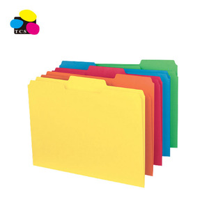 Lower Price School, Office Paper File Folders, 11 pt, box of 100