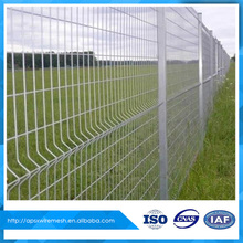 Low Price alibaba express Green coated welded metal fencing panels