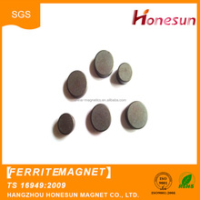 Hot sales New Produce Ceramic ring Injection Molding ferrite magnet