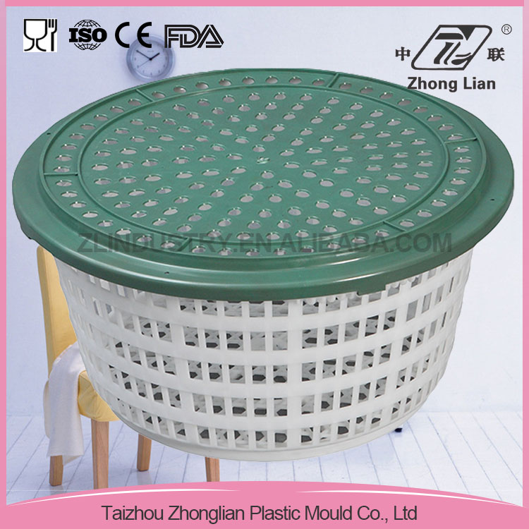Hot selling home application vegetable storage basket with small holes