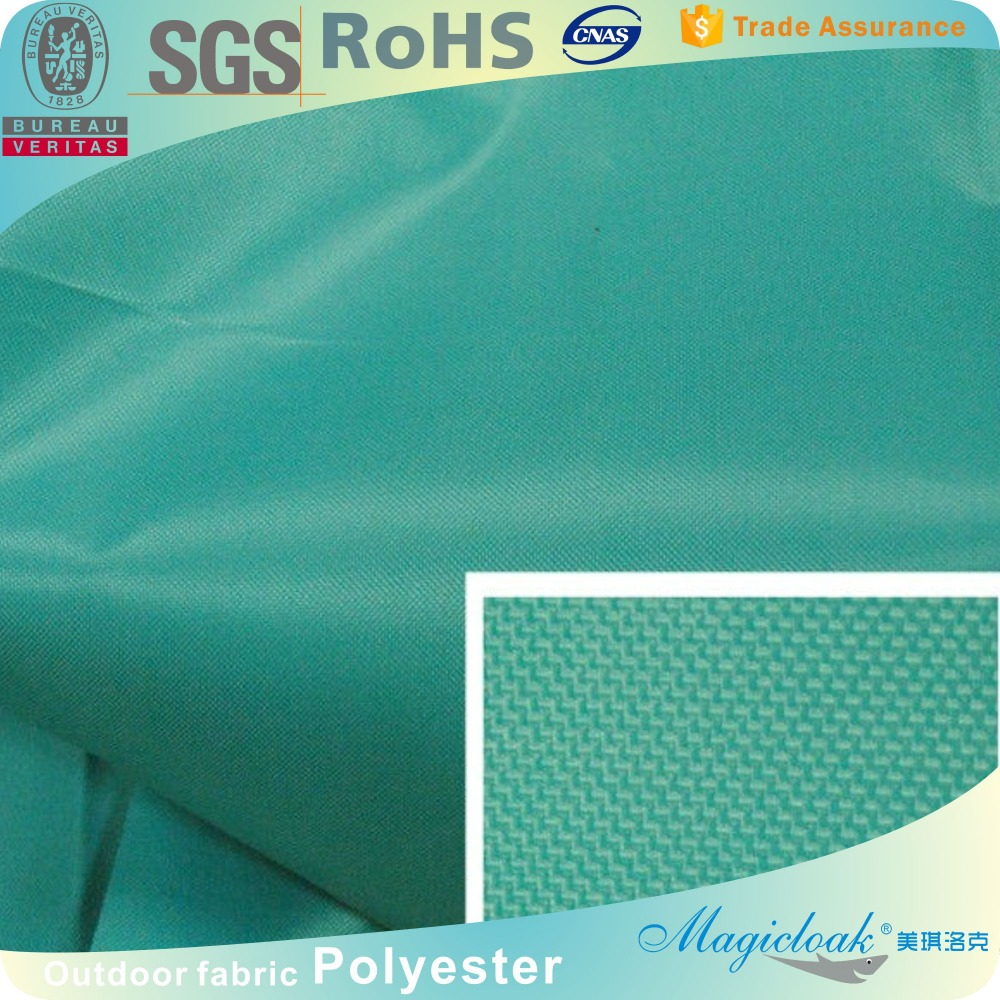 factory price polyester cotton fabric 300D/600D oxford with PVC/PU fabric