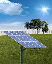 1 solar system supplier polycrystal and monocrystal panel 200 w