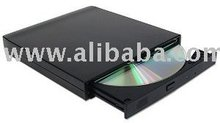 External Slim Super Multi-Optical CD/DVD Driver