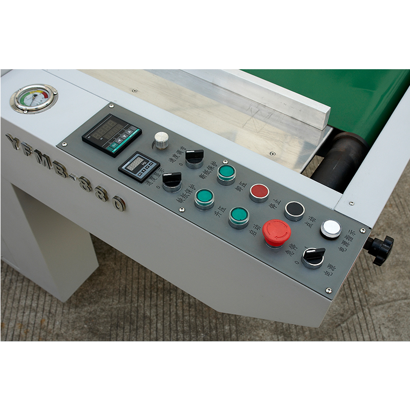 YFMB-720 Post-Press Equipment Thermal Paper Heater for Laminating Machine with width 700mm