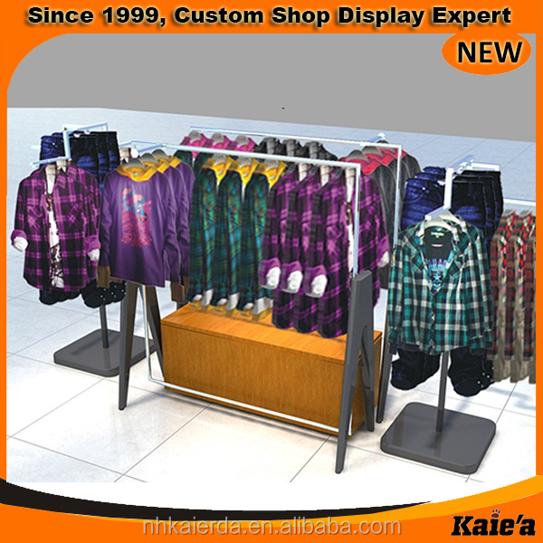 Factory sale clothes interior decoration shop,clothes shop interior decoration