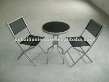 2012 most popular patio metal table and chairs