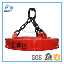 Scrap Magnetic Lifters Electromagnet Lifter Sale Equipped with Crane or Excavator